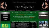 The Magic bet