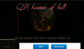 A heaven of hell, a hell of heaven.