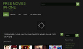 FREE MOVIES IPHONE - WATCH YOUR FAVORITE MOVIES ONLINE FREE VIA IPHONE