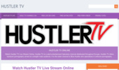 Hustler TV | Hustler TV Live | Watch Hustler TV Live Stream Online