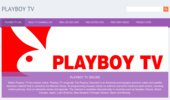 Playboy TV | Playboy TV Live | Watch Playboy TV Live Stream Online