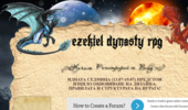 Ezekiel Dynasty RPG